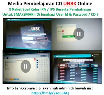 Soal UNBK 2018